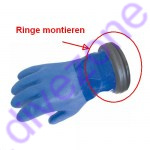 - Montage Checkup Handschuh